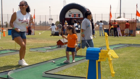 Company Picnic Rentals, Games & Catering