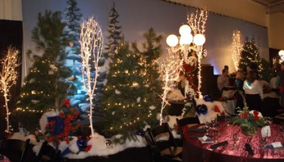 Holiday Party Rentals, Equipment & Catering
