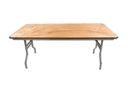 6' Table Rentals Orange County