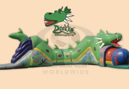Drekko Dragon Tunnel