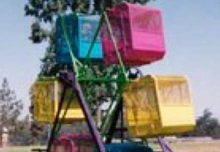 Ferris Wheel - 14 ft.