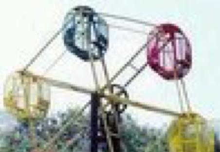 Ferris Wheel - 20 ft.