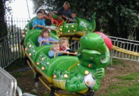 Gator Roller Coaster