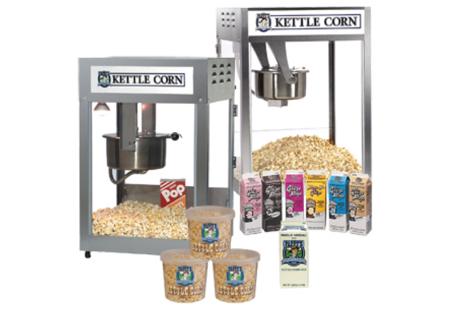 Kettle Corn Machine