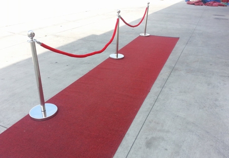 Red Carpet & Stantion Rentals Orange County