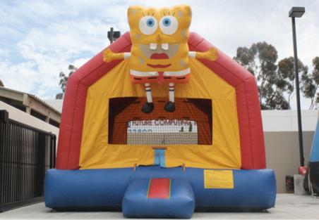 Spongebob Air Jump