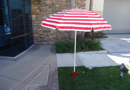 Umbrella Rentals Orange County
