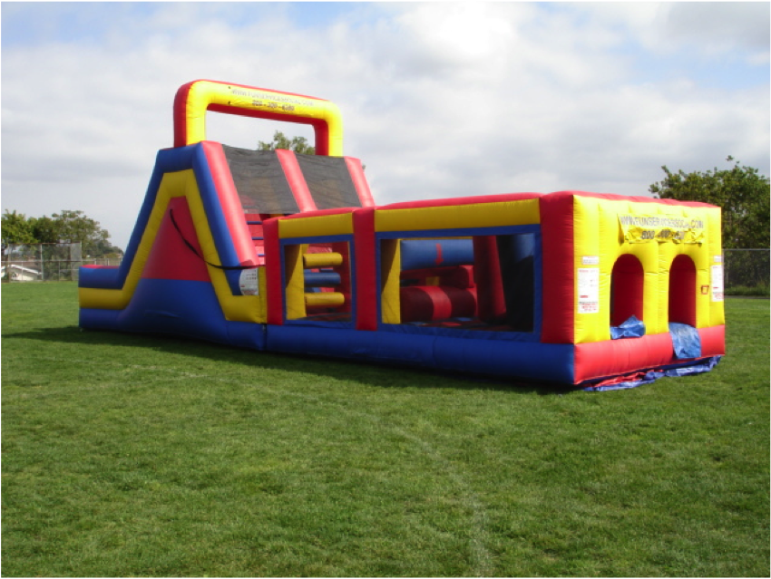 45' Obstacle Course
