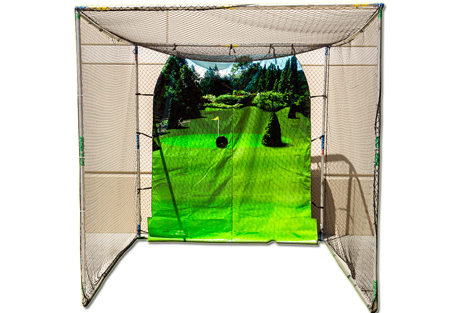 Sports Cage - Golf / Baseball