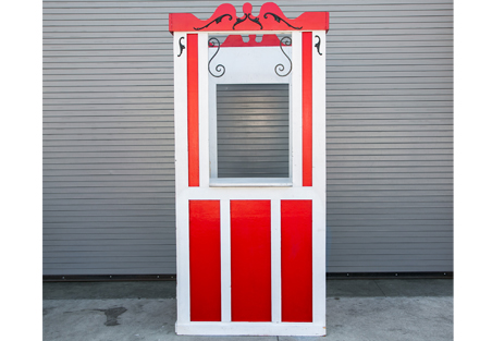 Ticket Window Booth Rentals Orange County