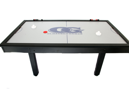 Air Hockey Table Booth Rentals Orange County