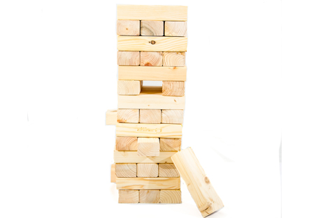Giant Jenga Rentals Orange County