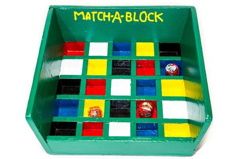 Match A Block