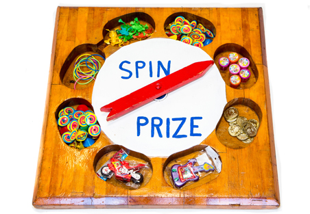 Spin O Prize