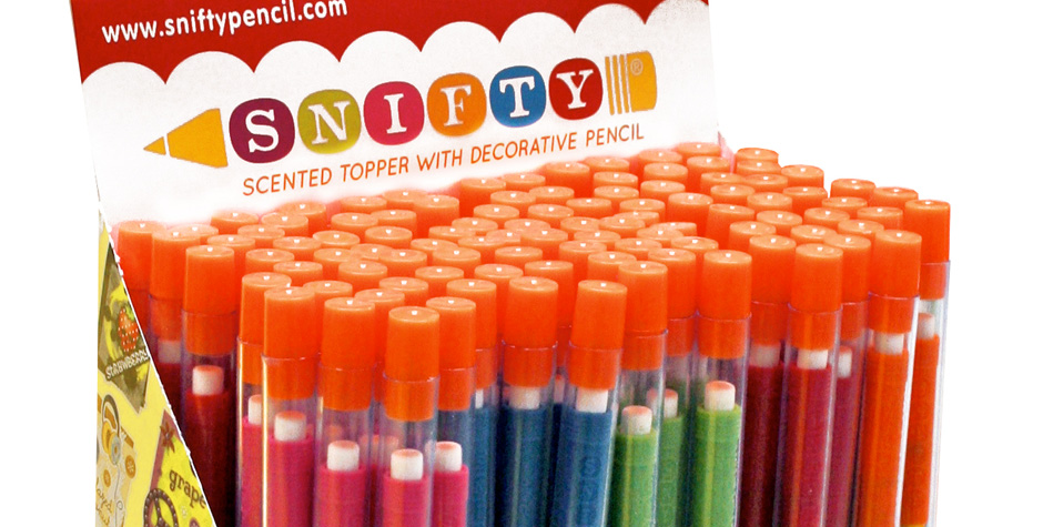 Snifty Pencils