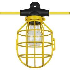 100-ft. / 10 socket Heavy Duty Light Extension
