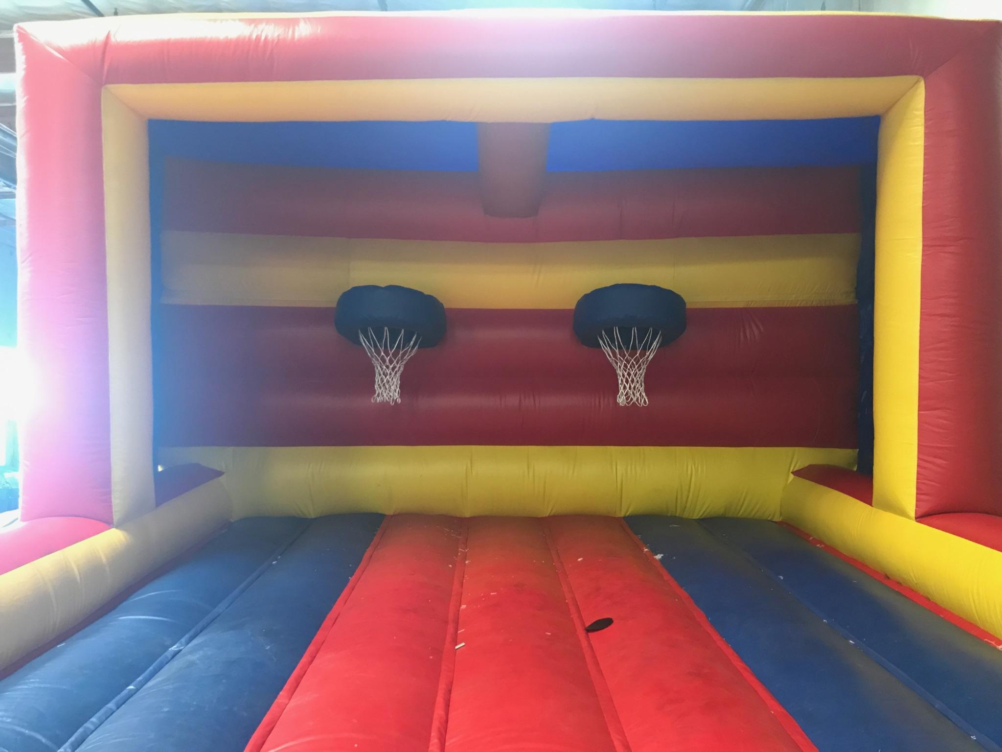 Mini Inflatable Double Hoops